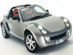 #Smart passe la vitesse supérieur avec son Roadster, un modèle smart en grand !