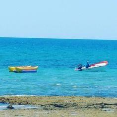 Banana Boat Fun All Day Long.. PUERTO PASCO ROCKY POINT  MEXICO EllieDeLaPlaya