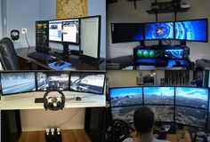 my ideal desktop workstation