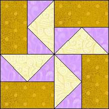 Block of Day for April 30, 2014 - Flying Fan