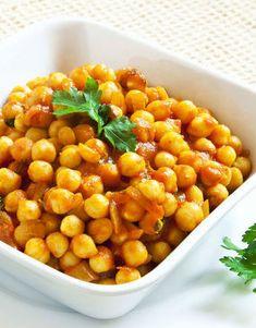 Vegetarian Chana Masala