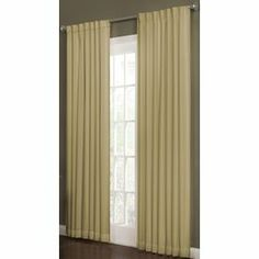 BrylaneHome® Studio Sheer Voile Grommet Panels | Curtains U0026 Drapes |  Brylanehome | Decorating | Pinterest | Grommet Curtains, Panel Curtains And  Studio