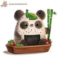 Rice Ball Panda