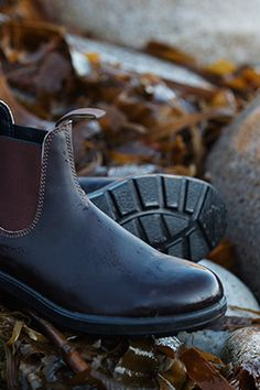 Blundstone- best boots i ever owned Blundstone Boots, Naturalizer Shoes, Dedicated Follower Of Fashion, Gq Style, Cool Boots, Modern Man, Stylish Men, Chelsea Boots, Men's Shoes