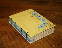 Floral Sketchbook Anniversary Gift Wedding Guest by Thenibandquill