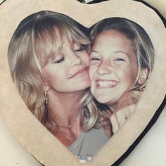Goldie Hawn Shares a Cute Throwback Photo of Herself and Daughter Kate Hudson — See the Pic!