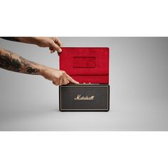 """MARSHALL """"Stockwell"""" Portable Speaker"""