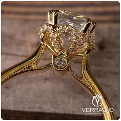 Everyone wants to be treated like a queen. #verragio#yellowgold Jewelry Gifts, Fine Jewelry, Perfect Proposal, Luxe Life, Gemstone Engagement Rings, Queen, Dream Ring, Classic Looks, Got Married