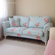 Home N Decor, Living Room Decor On A Budget, Beautiful Furniture, Pastel Home Decor, Living Room Decor Modern, Shabby Chic Furniture, Shabby Chic Room, Colourful Living Room Decor, Disney Room Decor