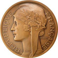 République Française Médaille Conseil Général DU Nord
