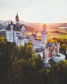 Week End, France, Bavaria, Paris Skyline, Nature, Folk, Scenery, Germany, Travel