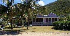 Oualie Beach Resort Hotel - #Nevis Island. https://www.facebook.com/nevis.island