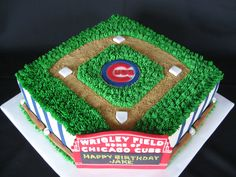More in my website Chicago Cubs Birthday Cake . Chicago Cubs Birthday Cake More Ryder Birthday Cake Ideas. Baseball Birthday Cakes, Baseball Party, Birthday Fun, Baseball Cakes, Cubs Baseball, Birthday Ideas, Birthday Parties, Kid Parties, 11th Birthday