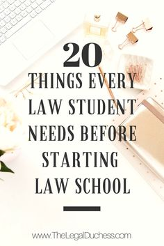 A blog about law school, newlywed life and everything in between.