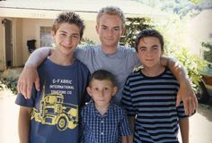 Malcolm in the Middle.I am literally the only girl at my school who watches this show and I lie it so much!!