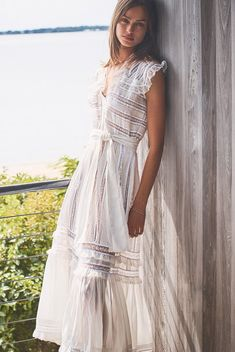Get inspired and discover Alexis trunkshow! Shop the latest Alexis collection at Moda Operandi. Slit Dress, Sheer Dress, Strapless Dress, Corsage, Costume, Boho Fashion, Burberry, Ready To Wear, Spring Summer