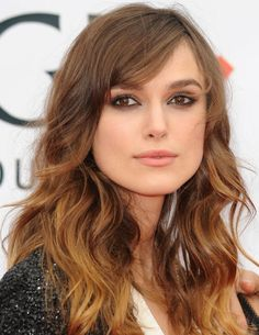 Keira Knightley. I look nothing like her, but I was flattered that some random guy thought so.  [Celebrity Doppelgänger]