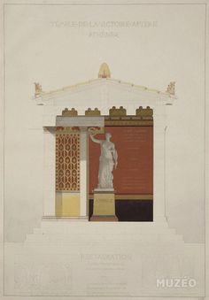 Temple of Athena Nike Athens' Acropolis, Greece 420 BCE