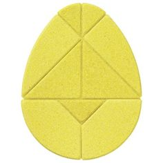It looks easier than it is! A handy brainteaser made of ANKER-stones for small and big puzzlers. Tangram, Brain Teasers, Puzzle, How To Get, Stones, Europe, Flower Doodles, Egg, Deceit