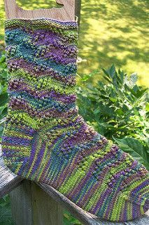 Tilt and Whirl Socks by Jane Cochran - free