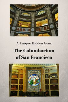 Visit the Harvey Milk memorial at one of the only three cemeteries in San Francisco, the ornate neoclassical Columbarium.
