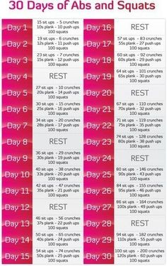 Abs and Squats Workout. I usually use a separate app for work outs (even though I have tons on here). This was recommended to me by @mistikeyser & I can totally see more muscle poking through! After I shed some more fat, I'm sure this was a great way to start forming my muscle tone again. May do it again.