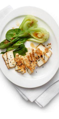 Miso-Glazed Tofu