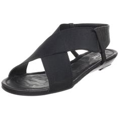 Wanted Shoes Womens Stress SandalBlack55 M US *** You can get additional details at the image link.(This is an Amazon affiliate link)