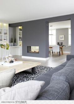 modern living room styles. Grey and white make wonderful companions in a modern open plan space  Add little texture pattern soft lighting some carefully chosen accessories 25 Best Modern Living Room Designs living rooms