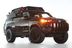 Toyota will bring six vehicles to SEMA next week, all aimed at those with an active lifestyle. The Toyota D. Toyota Tundra, 2015 Toyota 4runner, Toyota 4runner Trd, Toyota 4x4, Toyota Trucks, Toyota Cars, Toyota 2016, Toyota Tacoma, Lifted Trucks