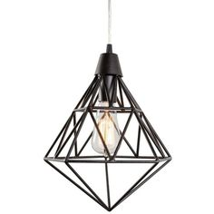 Varaluz Facet 1 Light Pendant By (€170) ❤ liked on Polyvore featuring home, lighting, ceiling lights, lighting fixtures, faceted lamp, stone lamp, handmade lamps, varaluz and varaluz lighting