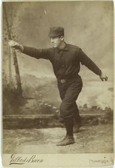 strange funny vintage baseball photos from the 1800s (11)