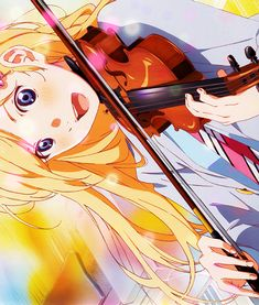 Your Lie in April (四月は君の嘘) - Kawori Miyazono (宮園 かをり)