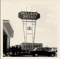 AC Millars in Invercargill NZ, where my father did his apprenticeship. South Island, New Zealand, Father, Cake, Kitchen, Pai, Pie Cake, Cooking, Cakes