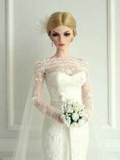 Barbie Bridal, Barbie Wedding Dress, Wedding Doll, Barbie Gowns, Barbie Dress, Barbie Clothes, Wedding Dresses, Bride Dolls, Barbie Fashionista