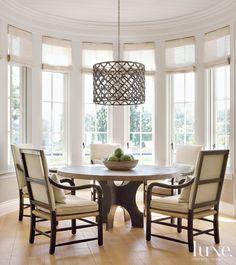 Sunroom Dining Room