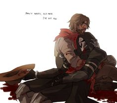 McCree and Reaper, Apprentice and Master