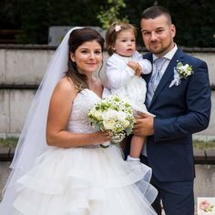 """#köszönet Köszönjük, hogy mi ,,öltöztethettük"""" a koszorúslányokat az esküvőtökön, hozzájárulva, hogy a nagy nap még tökéletesebb legyen.… Nap, Christening, Special Occasion, Kids Outfits, Girls Dresses, Wedding Dresses, Clothes, Design, Fashion"""