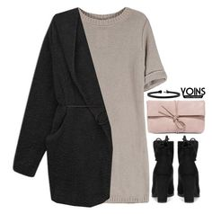 """Yoins 8.11"" by emilypondng ❤ liked on Polyvore featuring LULUS, yoins, yoinscollection and loveyoins"