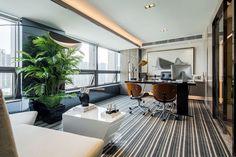 许思敏设计-三亚南航办公室样板间-办公空间-室内设计联盟 - Powered by Discuz!