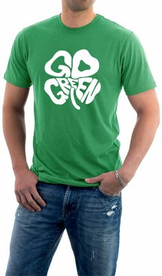 Go Green - MSU St. Patrick's Day Shirt.   All shirts only $14.95 through February 21st!