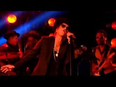 Bruno Mars Locked Out Of Heaven The X Factor USA TV Show