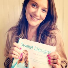 Denell has joined the #SweetDesigns Virtual Book Club. Welcome!
