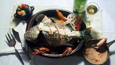 Sudado de pescado. (El Comercio)