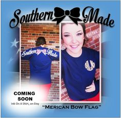 "Coming this month.  Southern Made ""Mercian Bow Flag""  https://www.etsy.com/shop/InkOnAShirt?ref=si_shop"