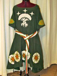 Kelly's master rose tunic
