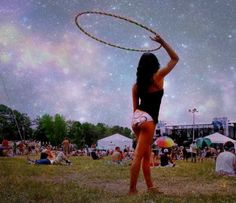hooping at bisco