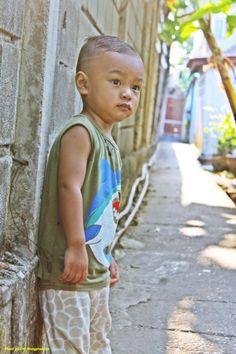 Boy by Wongphakdee