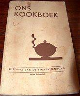 Boerinnenbond kookboek online dating