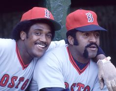 Jim Rice and Luis Tiant